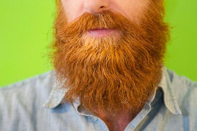 Un pomeriggio diverso con Vincent e la sua barba arancione