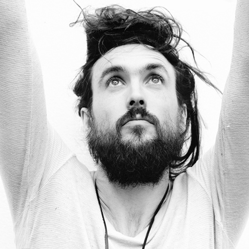 La barba di  Alexander Ebert