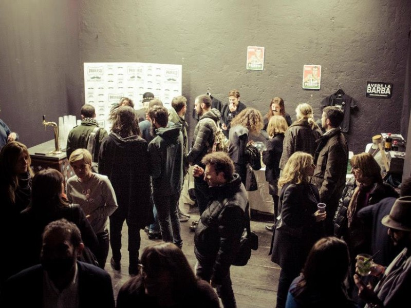 Movember party – Milano – Dicembre 2013
