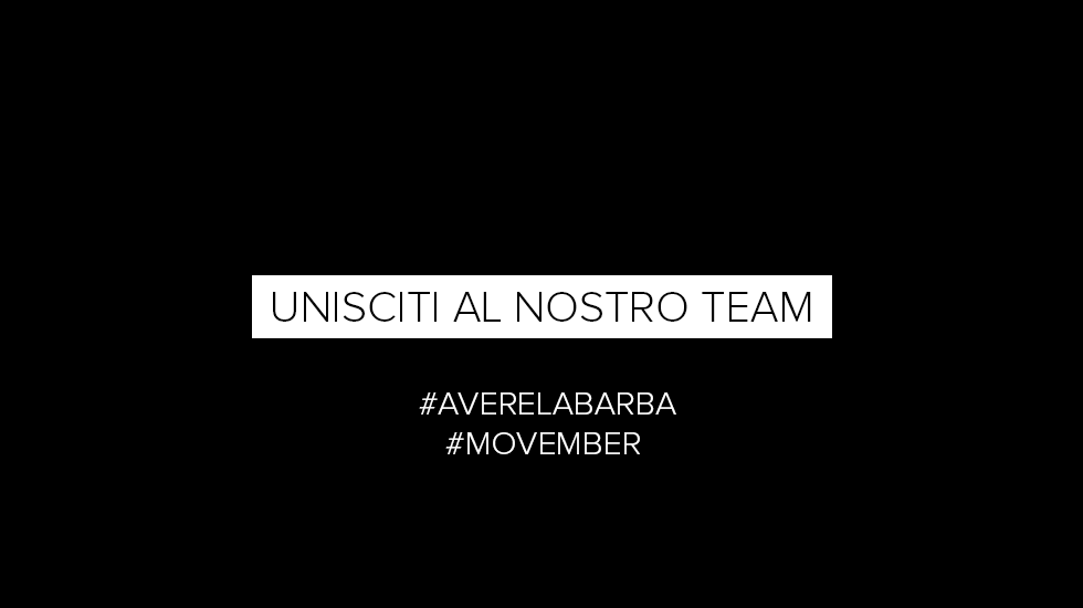 #AVERELABARBA #MOVEMBER2016 DONA!